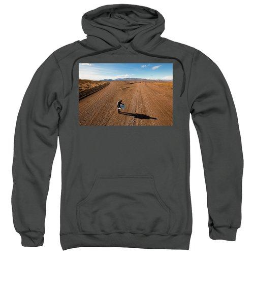 Brody Leven, Patagonia, Chile Sweatshirt