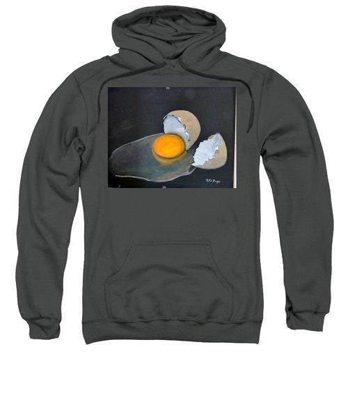 Broken Egg Sweatshirt