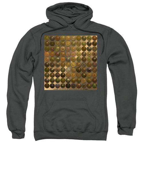 Bronzed Hubcaps Sweatshirt