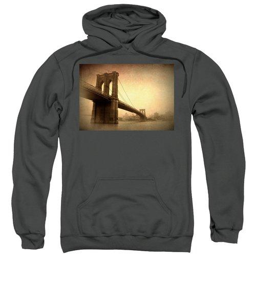 Brooklyn Bridge Nostalgia II Sweatshirt