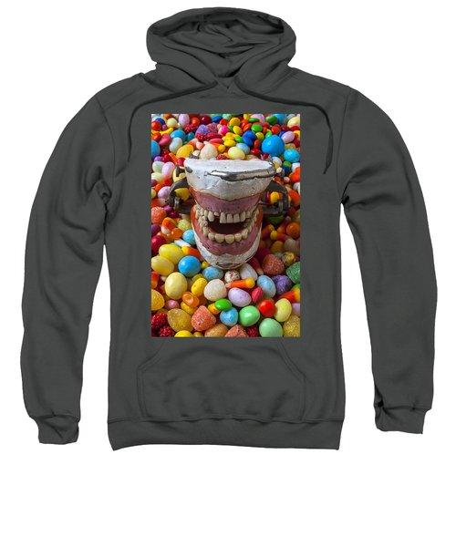 Brush Your Teeth Sweatshirt