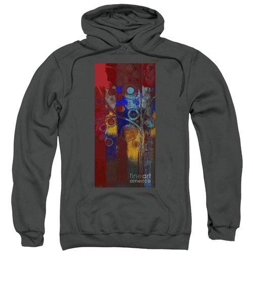 Bubble Tree - Rd01l Sweatshirt