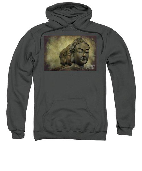 Buddha Bronze Sweatshirt