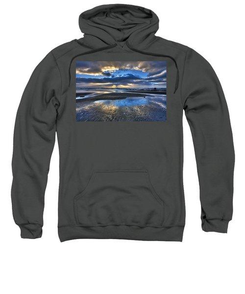 Bue Sky Reflections Sweatshirt