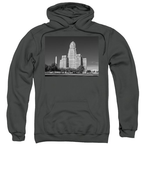 Buffalo City Hall 0519b Sweatshirt
