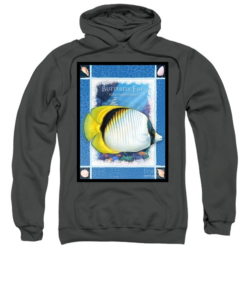 Butterfly Fish Sweatshirt