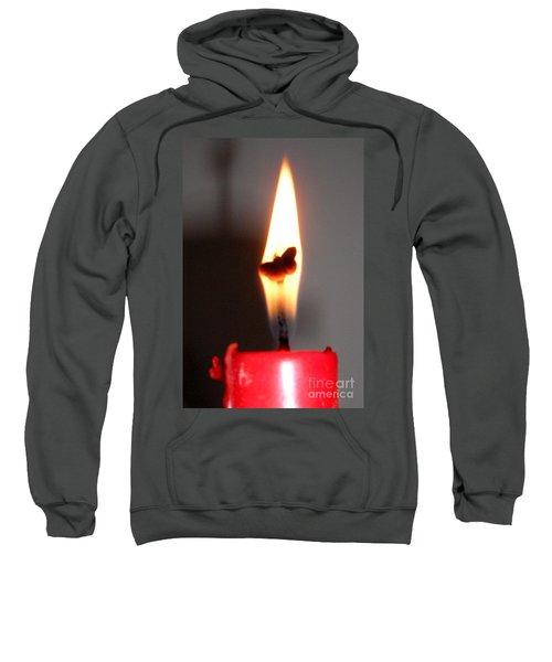 Butterfly Flame Sweatshirt