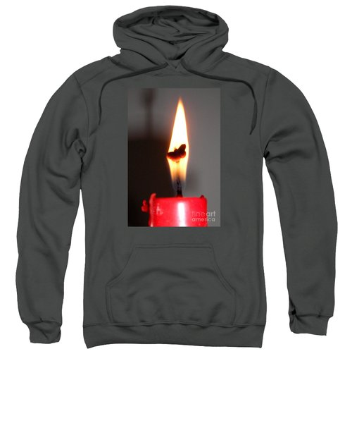 Butterfly Flame Sweatshirt