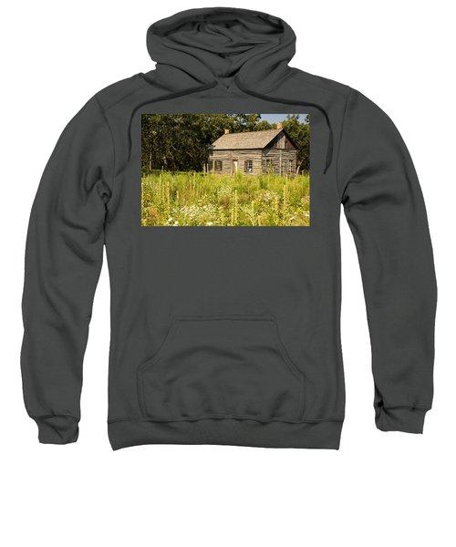 Cabin In The Prairie Sweatshirt