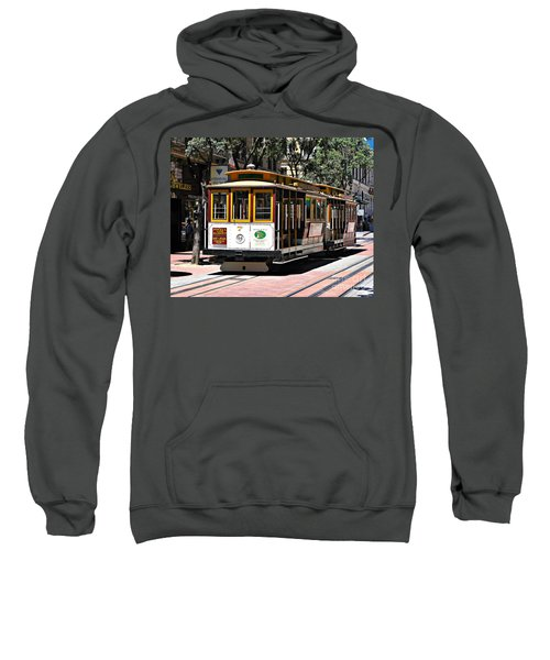 Cable Car - San Francisco Sweatshirt
