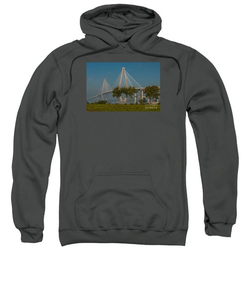 Cable Stayed Bridge Sweatshirt