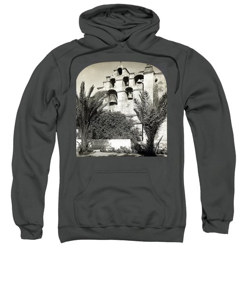 California Mission, C1909 Sweatshirt