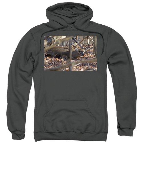 Camouflaged Sweatshirt