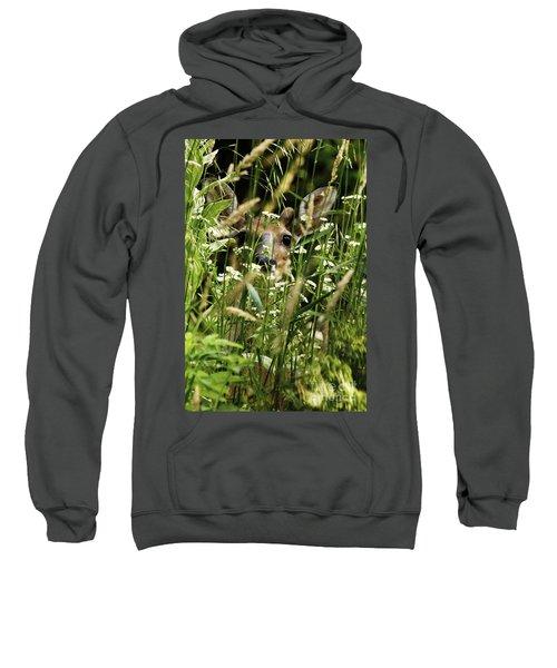 Can You See Me Sweatshirt