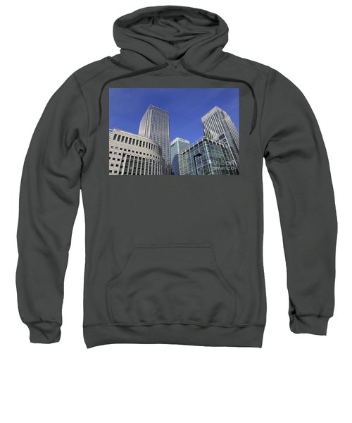 Canary Wharf London Sweatshirt