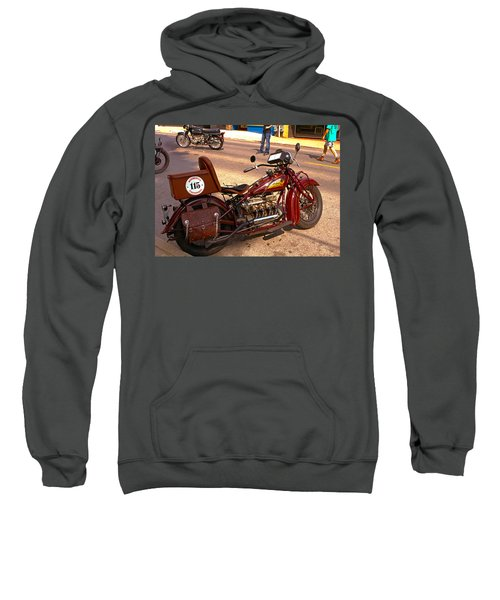 Cannonball Indian #115 Sweatshirt