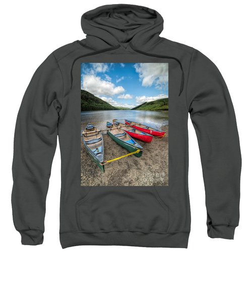 Canoe Break Sweatshirt