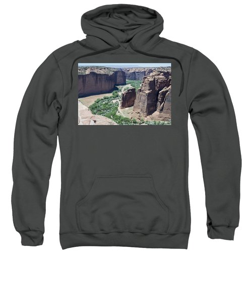 Canyon De Chelly View Sweatshirt