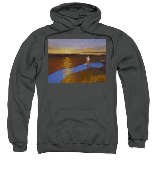 Cape Cod Clamming Sweatshirt