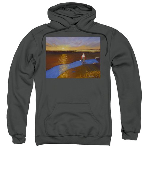 Cape Cod Clamming Sweatshirt