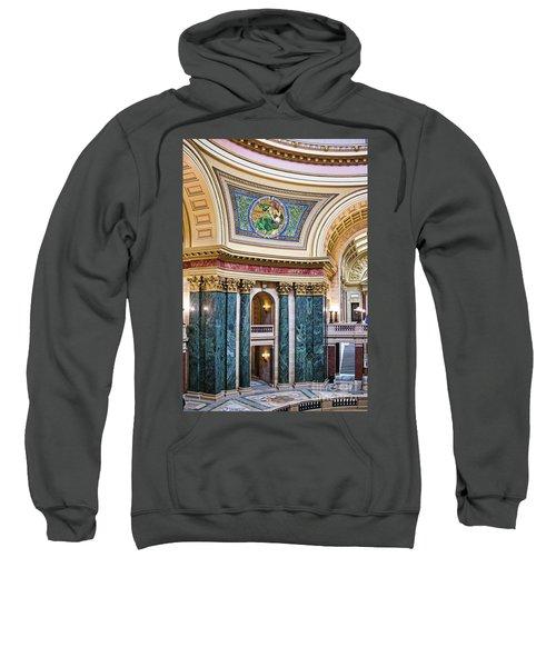 Capitol - Madison - Wisconsin Sweatshirt