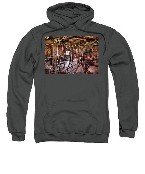 Carpenter - This Old Shop Sweatshirt