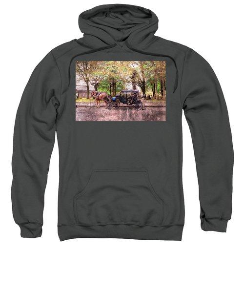 Carriage Rides Series 03 Sweatshirt