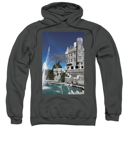 Casa Loma Castle In Toronto 02 Sweatshirt