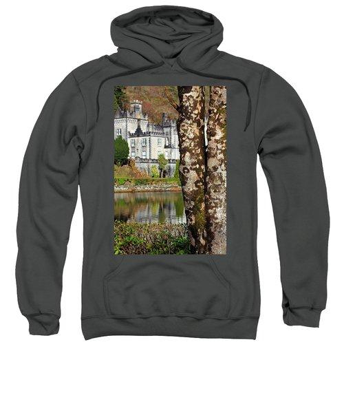 Castle Behind The Trees Sweatshirt