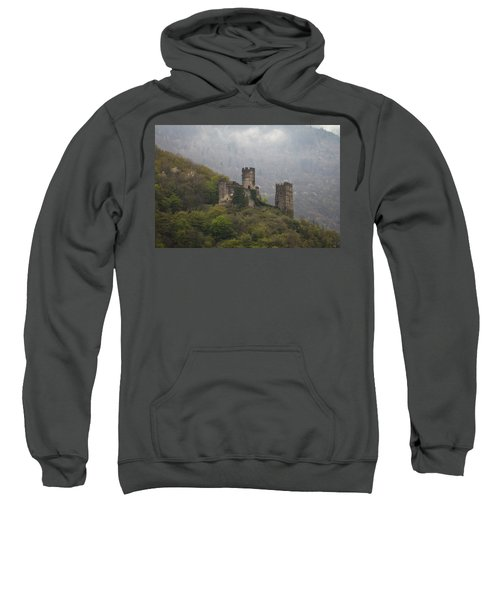 Castle In The Mountains. Sweatshirt
