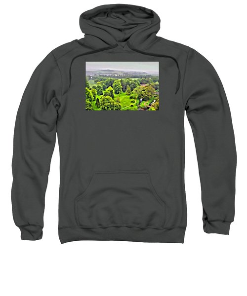 View From The Castle Sweatshirt