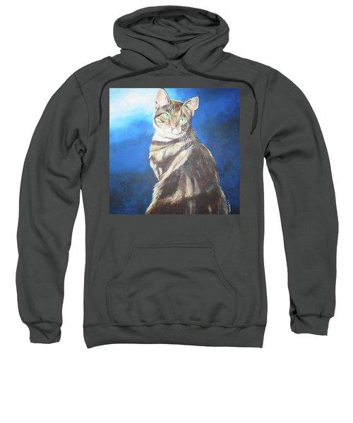 Cat Profile Sweatshirt