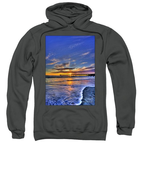 Cayucos Sunset Sweatshirt