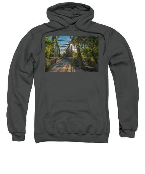 Cedarburg Footbridge Sweatshirt