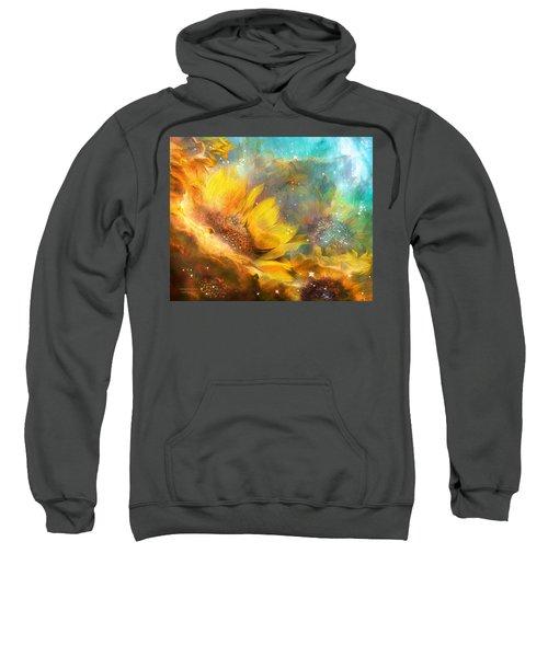 Celestial Sunflowers Sweatshirt