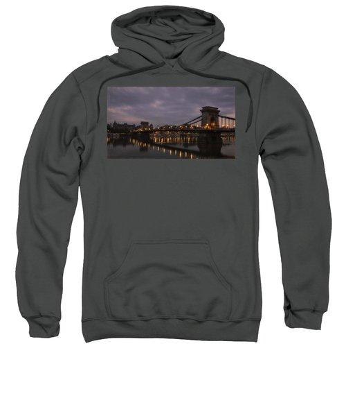 Chain Bridge Dawn Sweatshirt