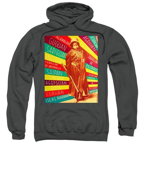 Chamorro Revolutionary Sweatshirt