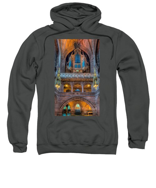 Chapel Organ Sweatshirt