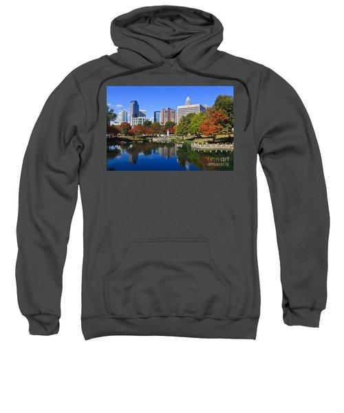 Charlotte North Carolina Marshall Park Sweatshirt