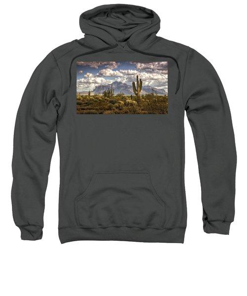 Chasing Clouds Two  Sweatshirt