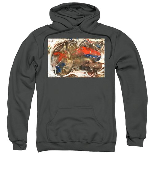 Chat Accompli Sweatshirt