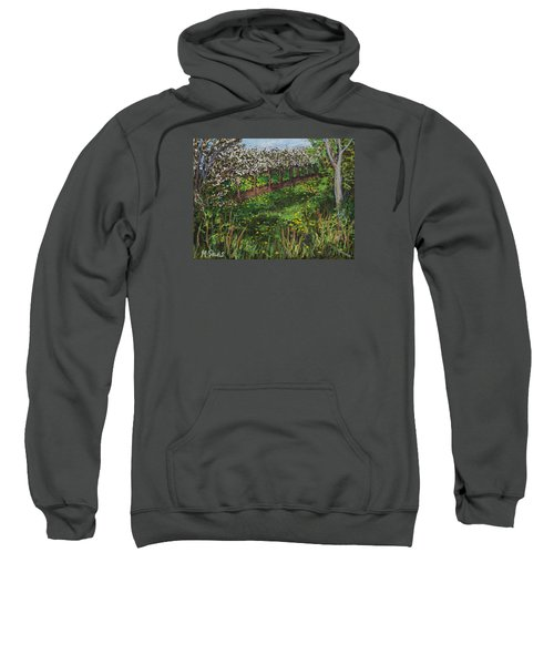 Cherry Orchard Evening Sweatshirt