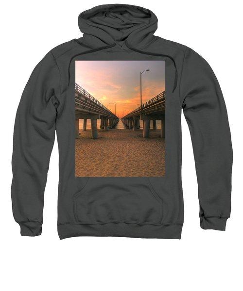 Chesapeake Bay Bridge IIi  Sweatshirt