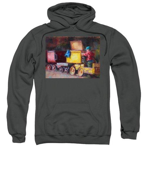 Child's Play - Gold Mine Train Sweatshirt