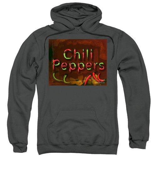 Chili Peppers Sweatshirt
