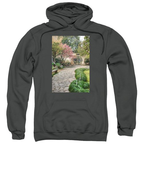 China Courtyard Sweatshirt