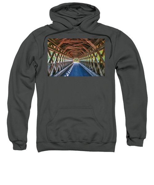 Chiselville Bridge Sweatshirt