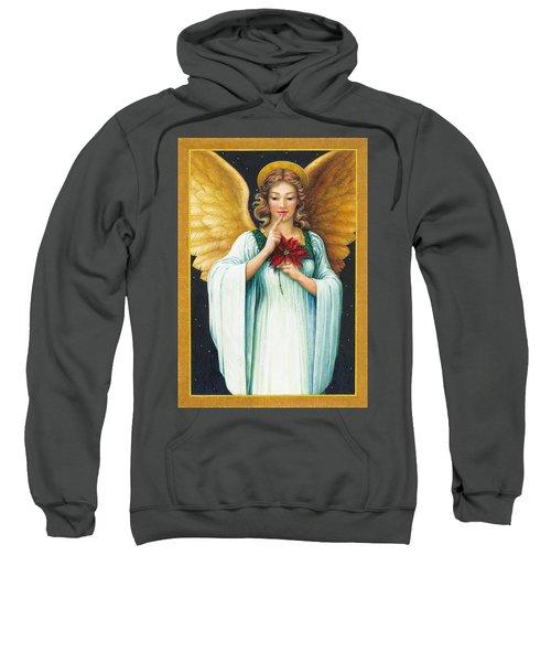 Christmas Angel Sweatshirt