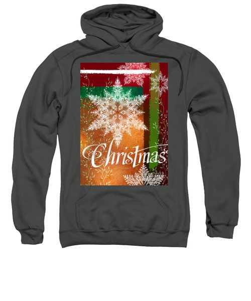 Christmas Greetings Sweatshirt