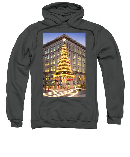 Christmas In Pittsburgh  Sweatshirt